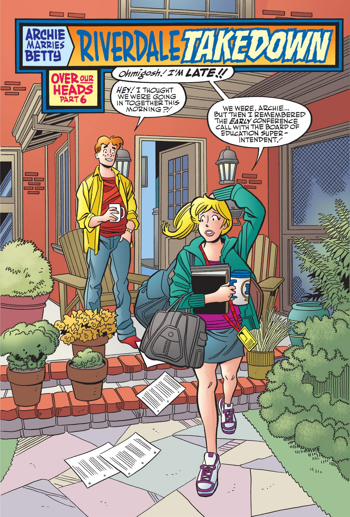 Archie Marries Betty #30