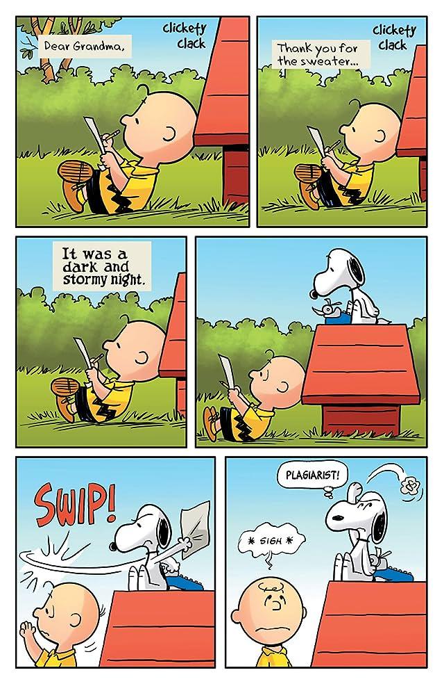 click for super-sized previews of Peanuts Vol. 2 #9