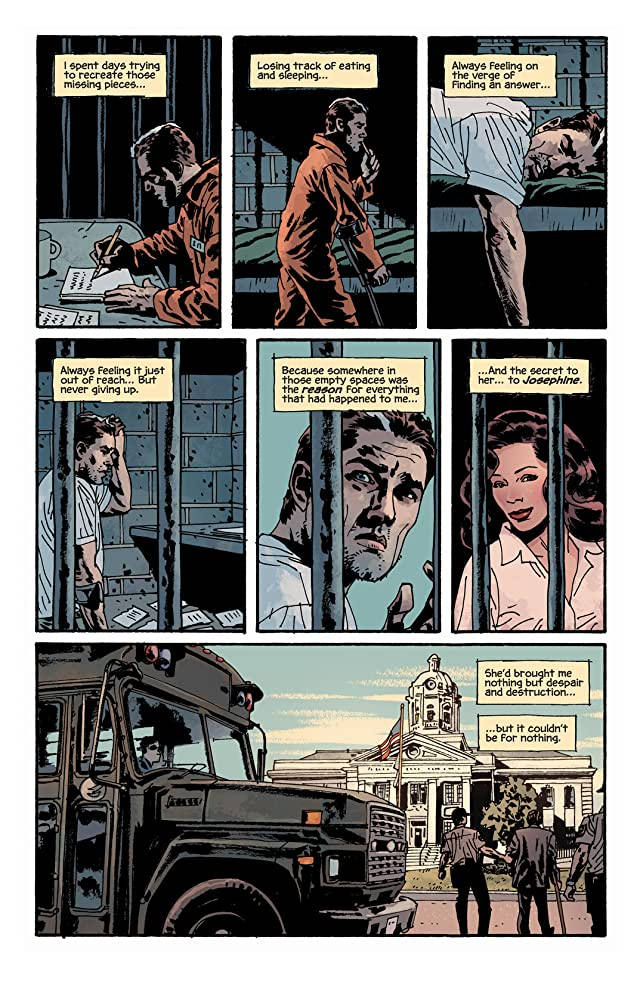 click for super-sized previews of Fatale #15