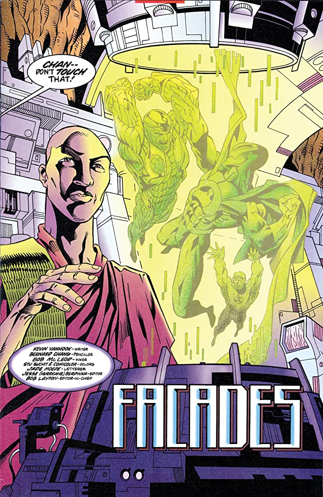 click for super-sized previews of The Visitor (1995) #4