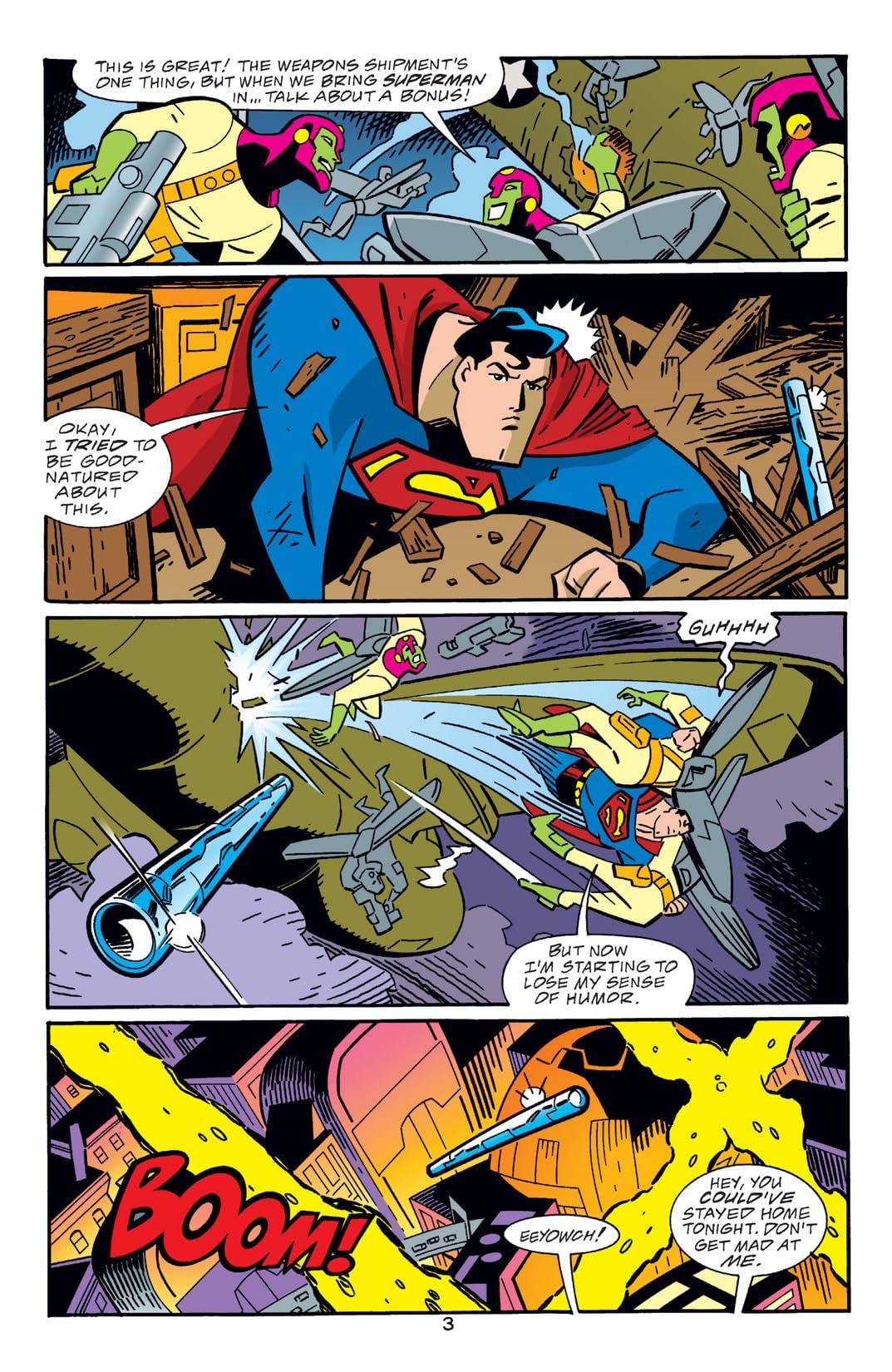 Superman Adventures (1996-2002) #63