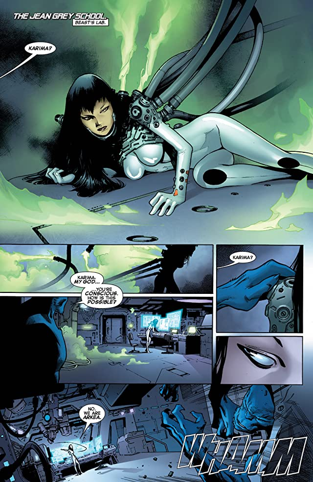 click for super-sized previews of X-Men (2013-) #2