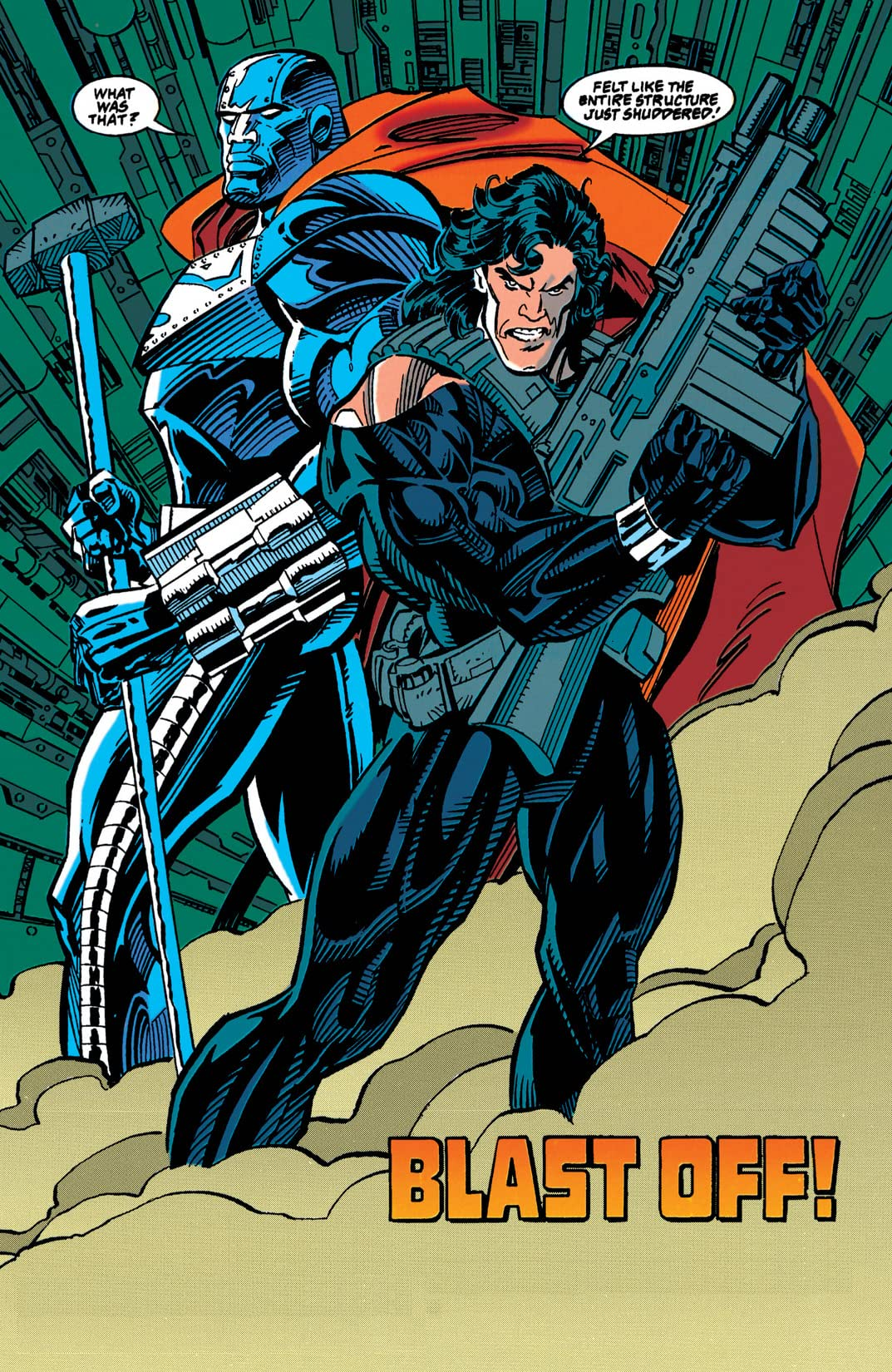 Superman: The Man of Steel (1991-2003) #26