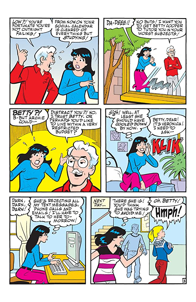 Betty & Veronica #240
