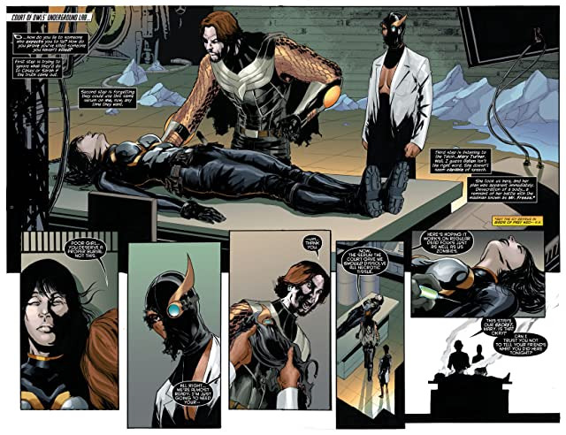 click for super-sized previews of Talon (2012-2014) #9