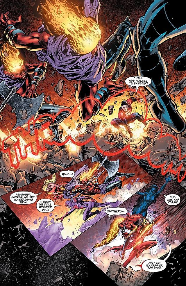 Teen Titans (2011-2014) #21