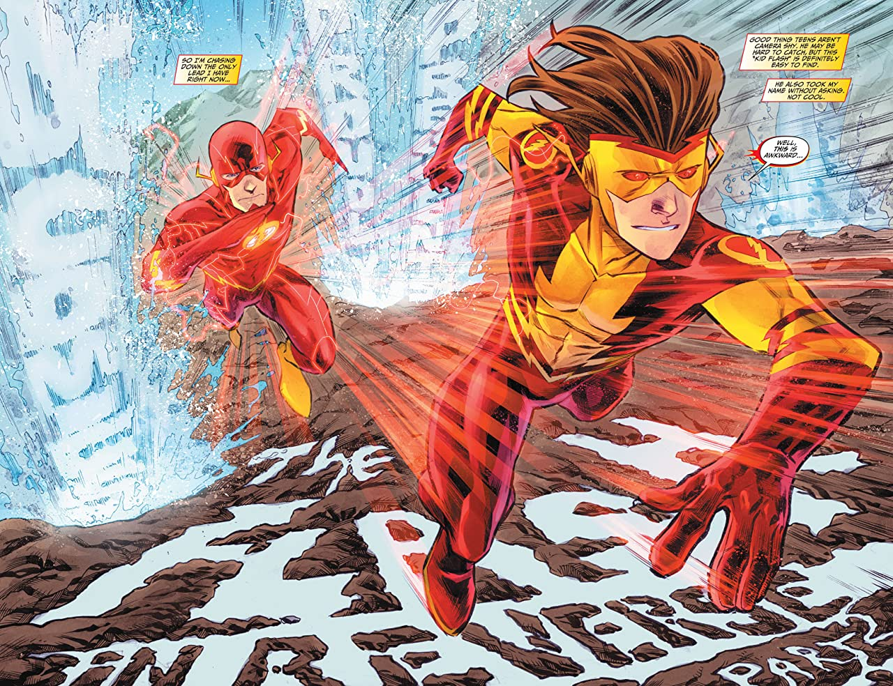 The Flash (2011-2016) #21