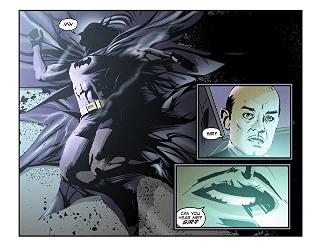Legends of the Dark Knight (2012-) #55