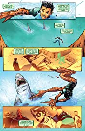 Avengers Arena #11