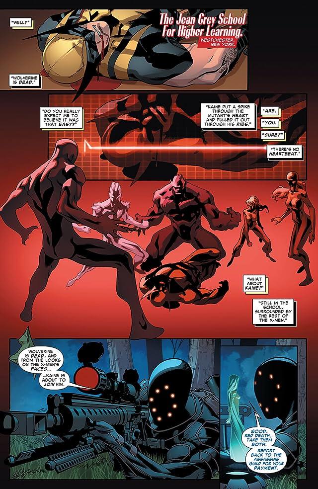 Scarlet Spider (2012-2013) #18