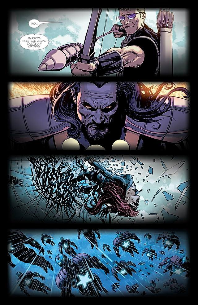 click for super-sized previews of Secret Avengers (2013-2014) #5