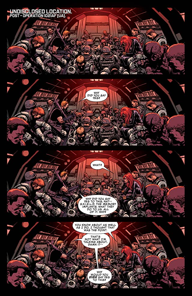 click for super-sized previews of Secret Avengers (2013-2014) #5