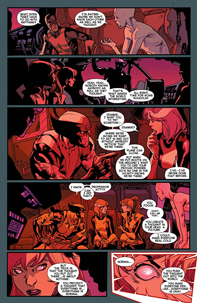 click for super-sized previews of All-New X-Men #13
