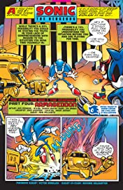 Sonic the Hedgehog #149
