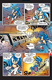Sonic the Hedgehog #148