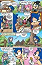 click for super-sized previews of Sonic the Hedgehog #150