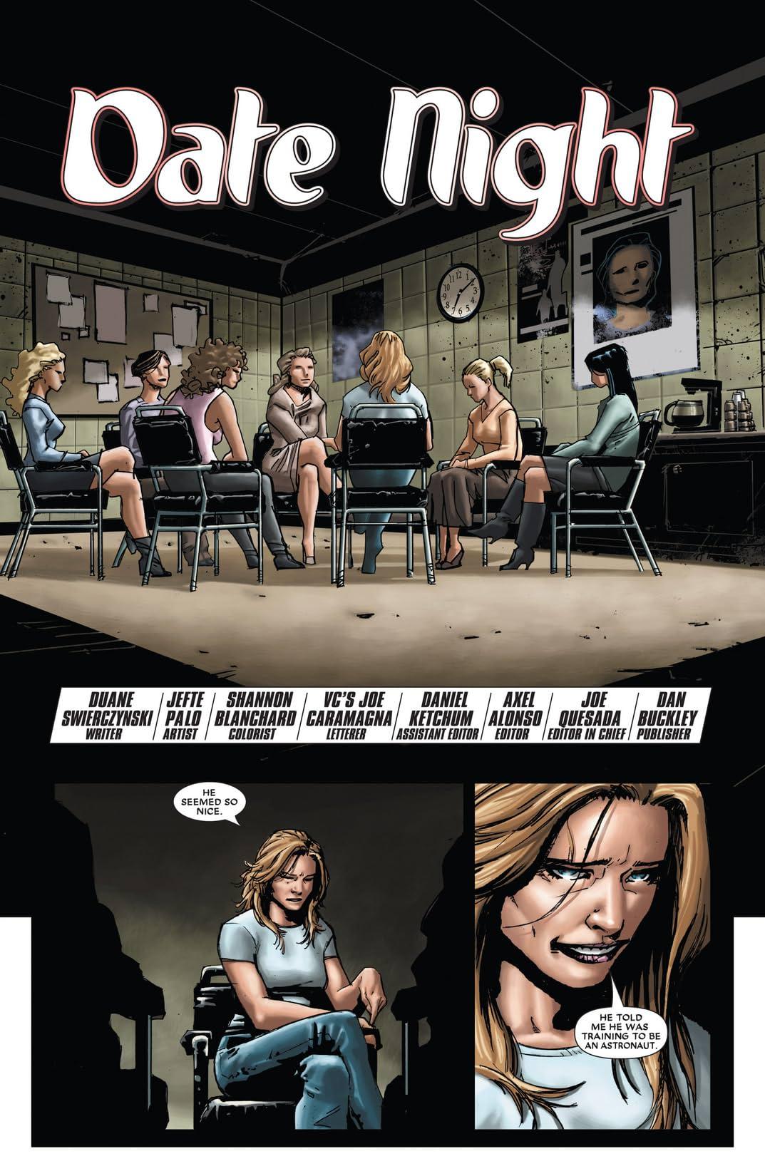 Moon Knight (2006-2009) Annual #1