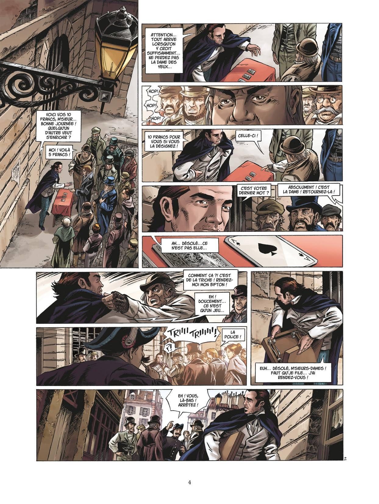 Black Stone Vol. 1: Les Magiciens