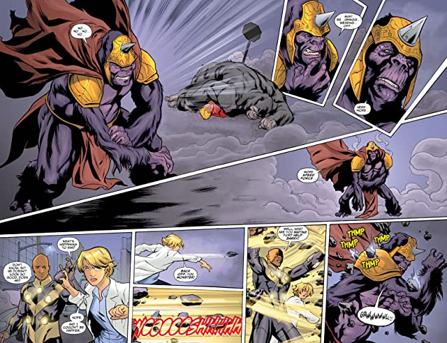 click for super-sized previews of The Flash (2011-) #15