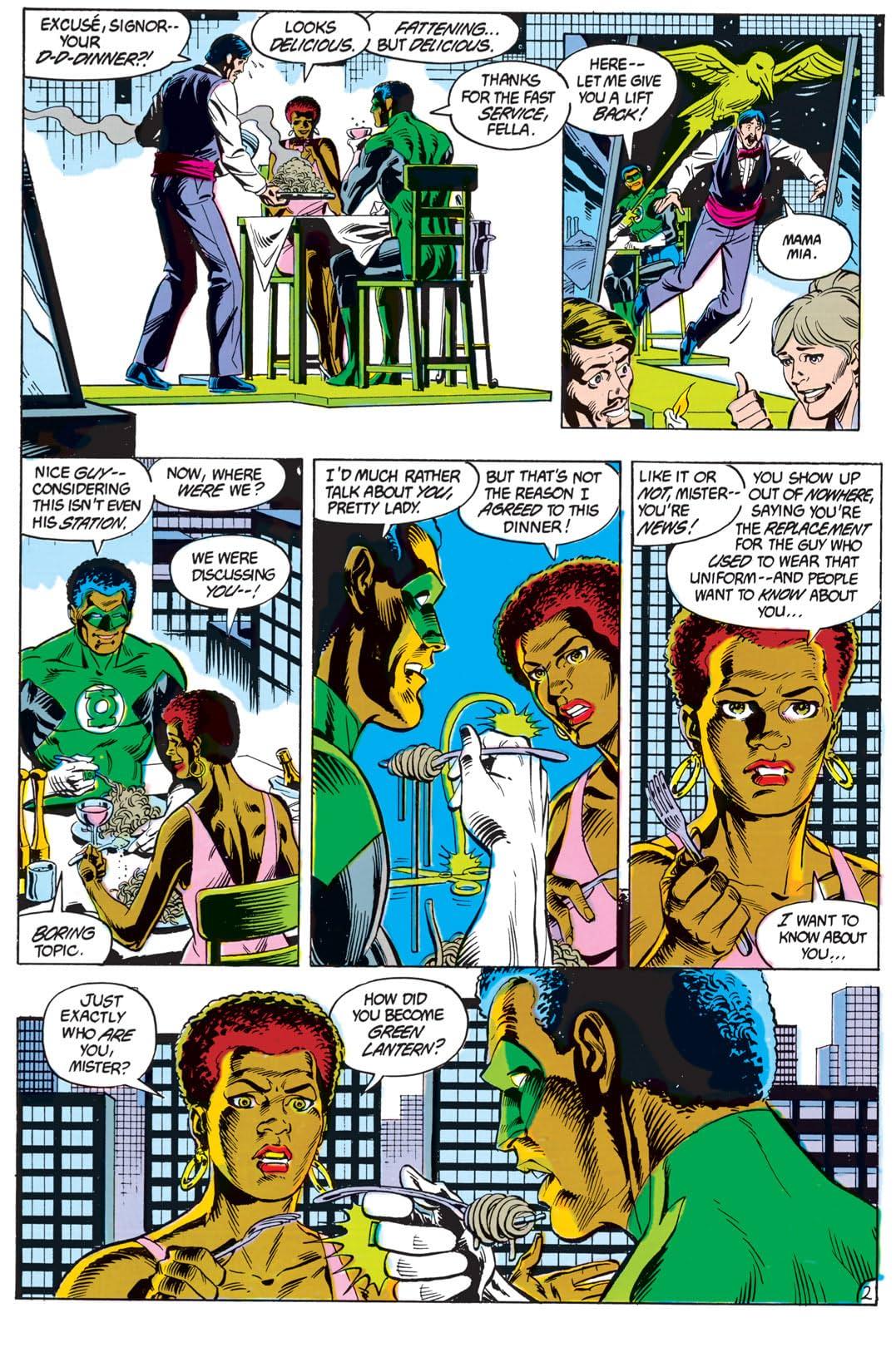Green Lantern (1960-1986) #185