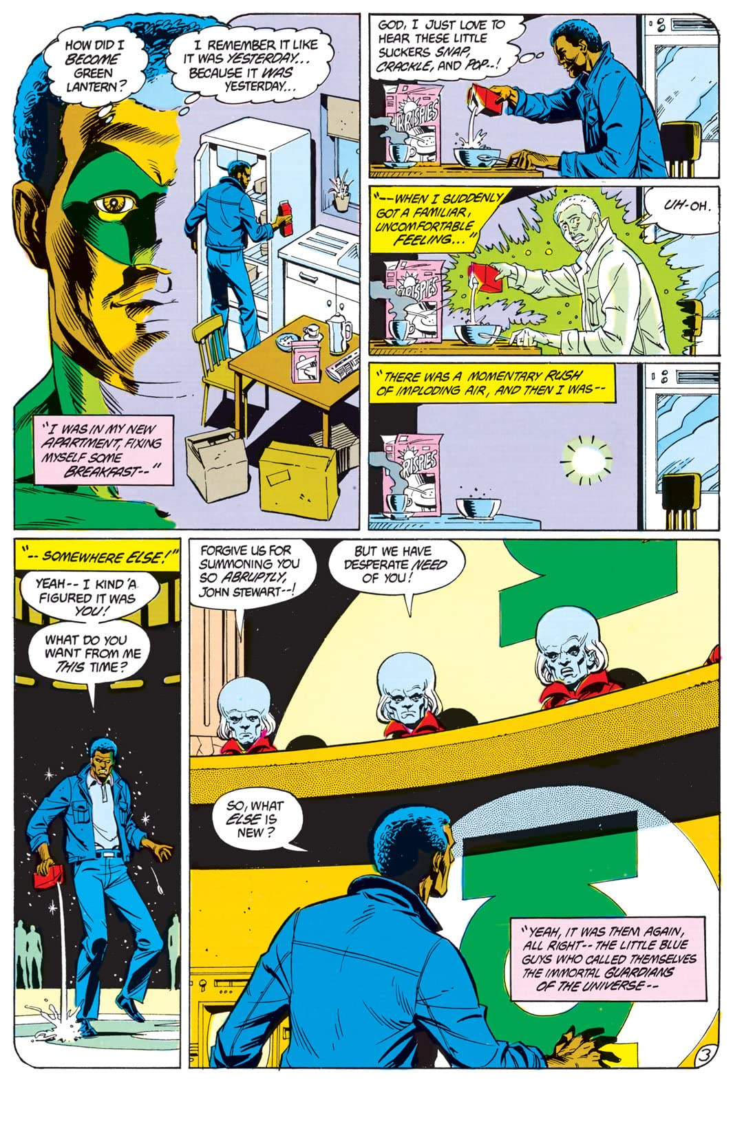 Green Lantern (1976-1986) #185