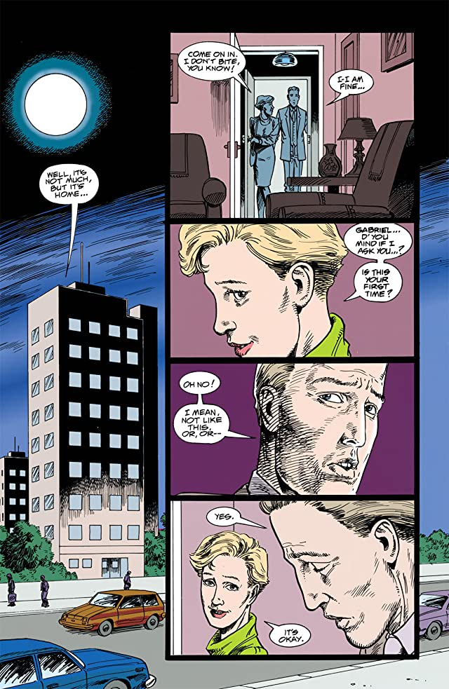 click for super-sized previews of Hellblazer #66