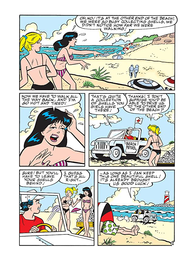 Betty & Veronica Double Digest #213