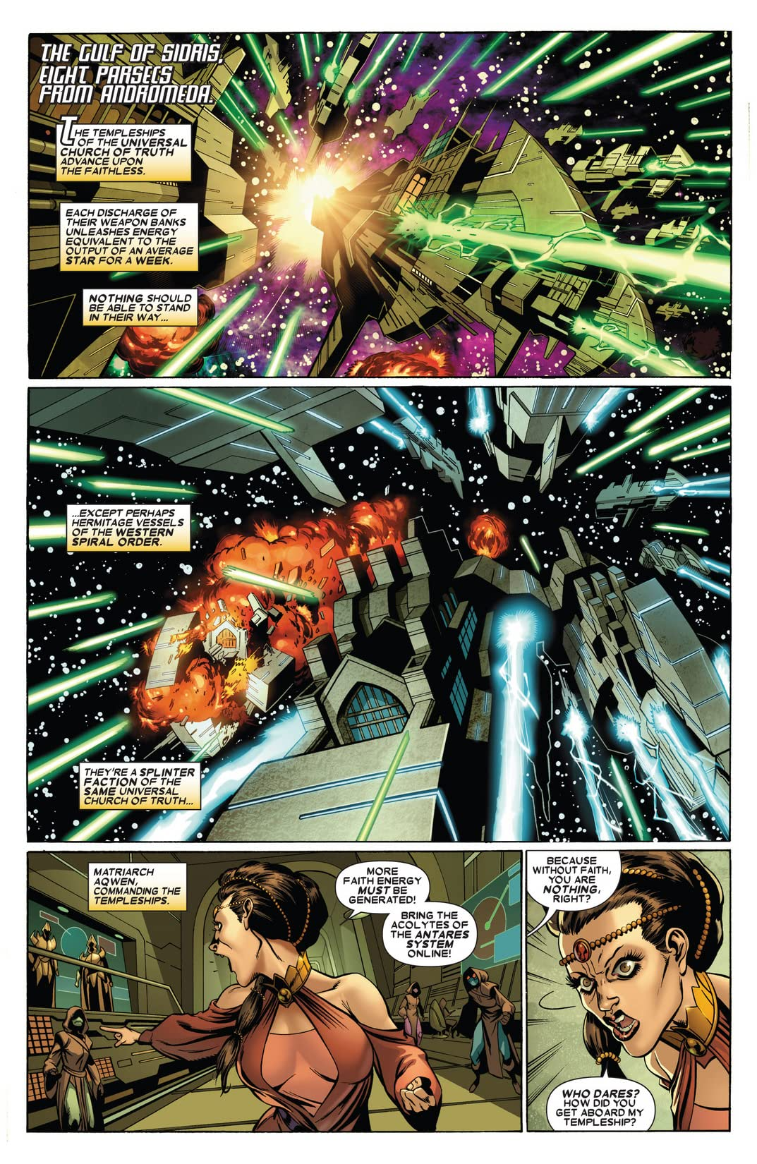 Annihilators: Earthfall #1 (of 4)