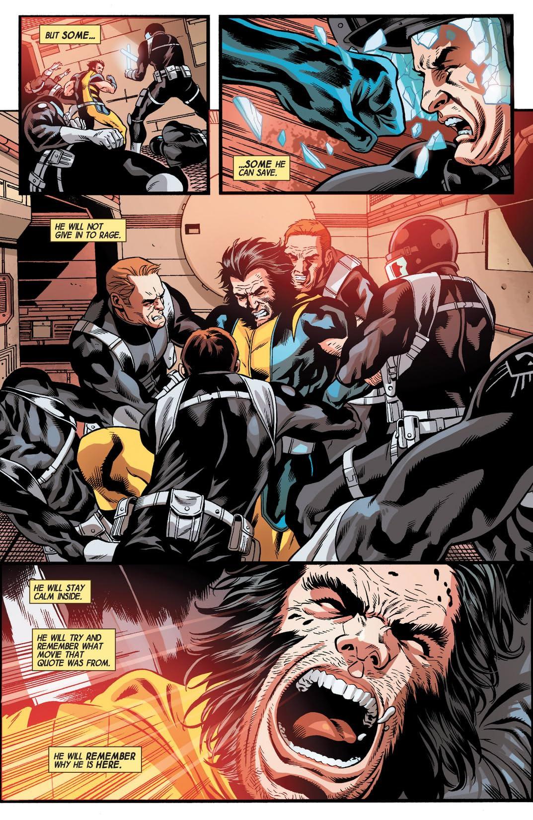 Wolverine (2013-2014) #5