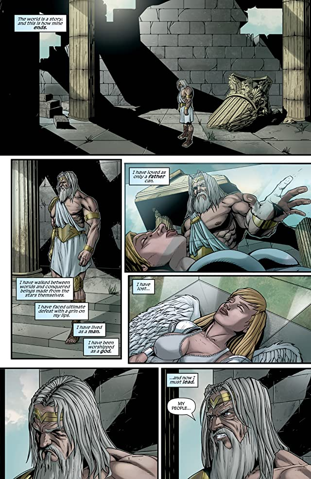 click for super-sized previews of Grimm Fairy Tales: Annual 2013: Unleashed #3