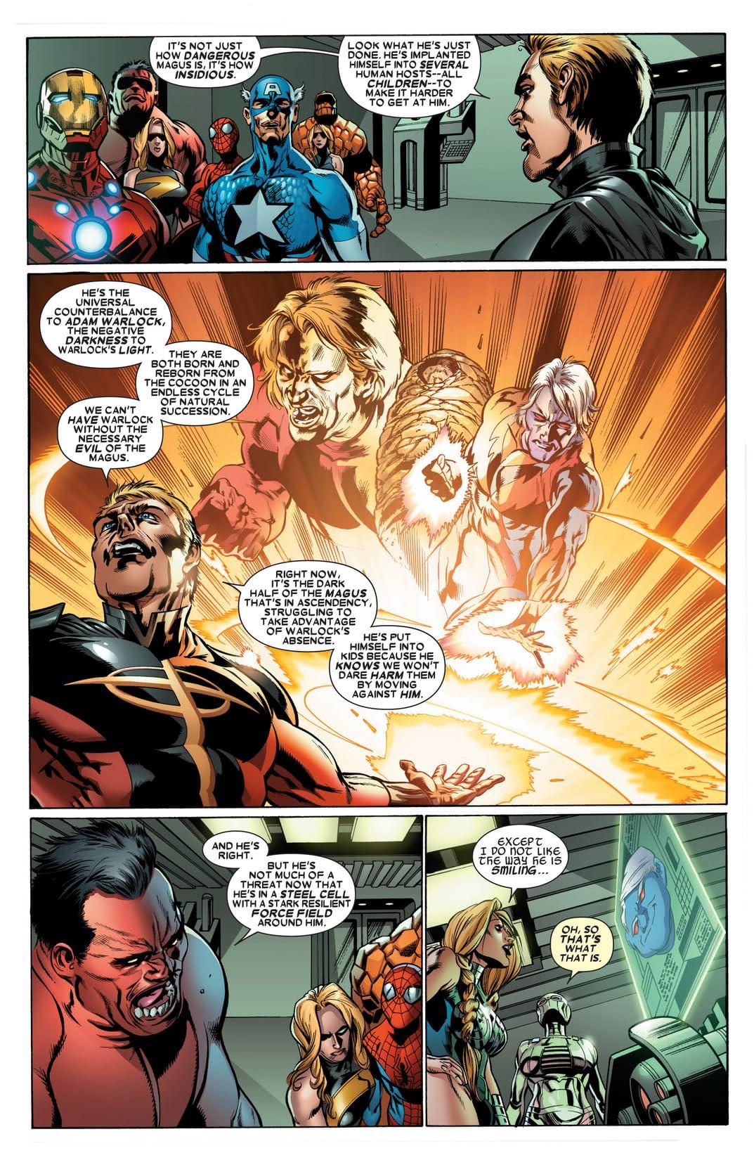 Annihilators: Earthfall #3 (of 4)