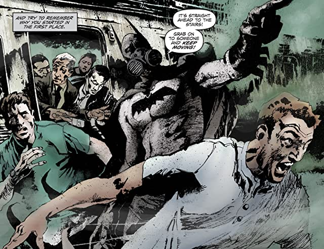 click for super-sized previews of Legends of the Dark Knight (2012-) #56