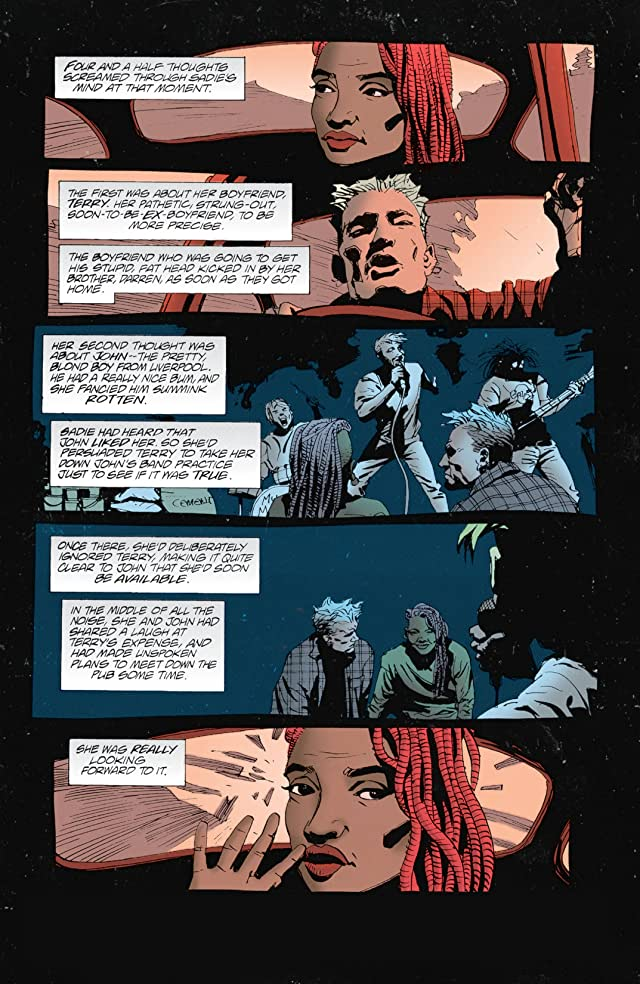 click for super-sized previews of Hellblazer #99