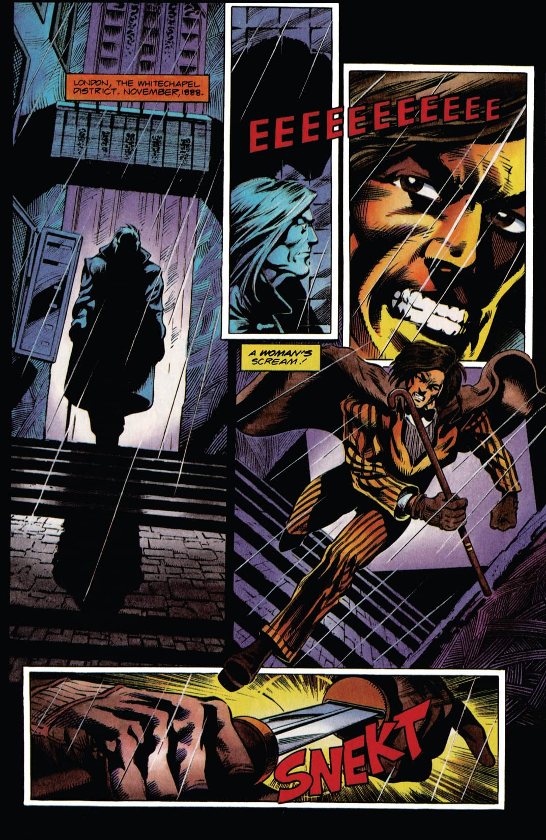 Eternal Warrior (1992-1996) #33