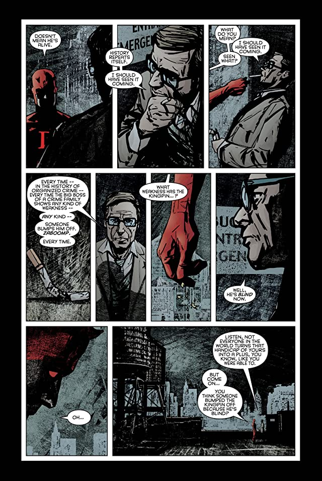 click for super-sized previews of Daredevil (1998-2011) #30