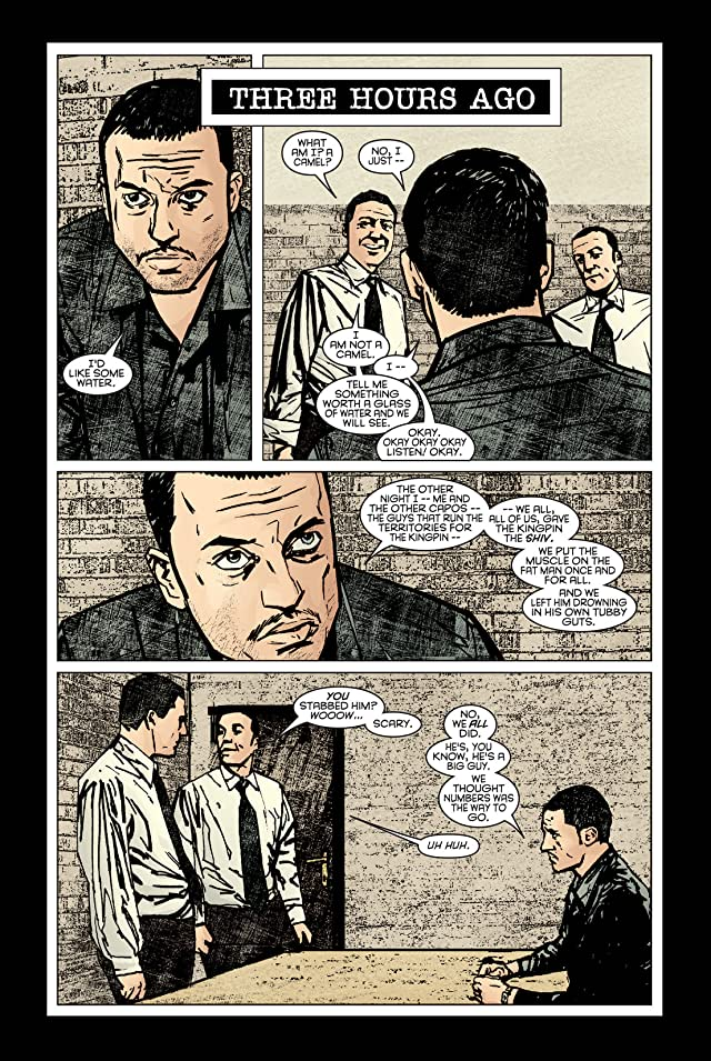 click for super-sized previews of Daredevil (1998-2011) #32