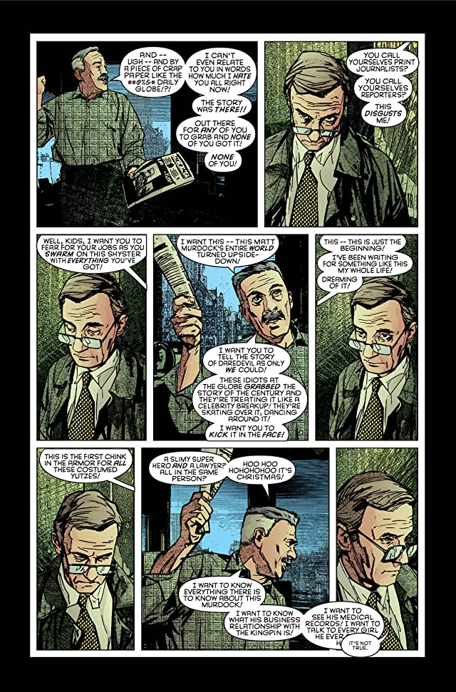 Daredevil (1998-2011) #34