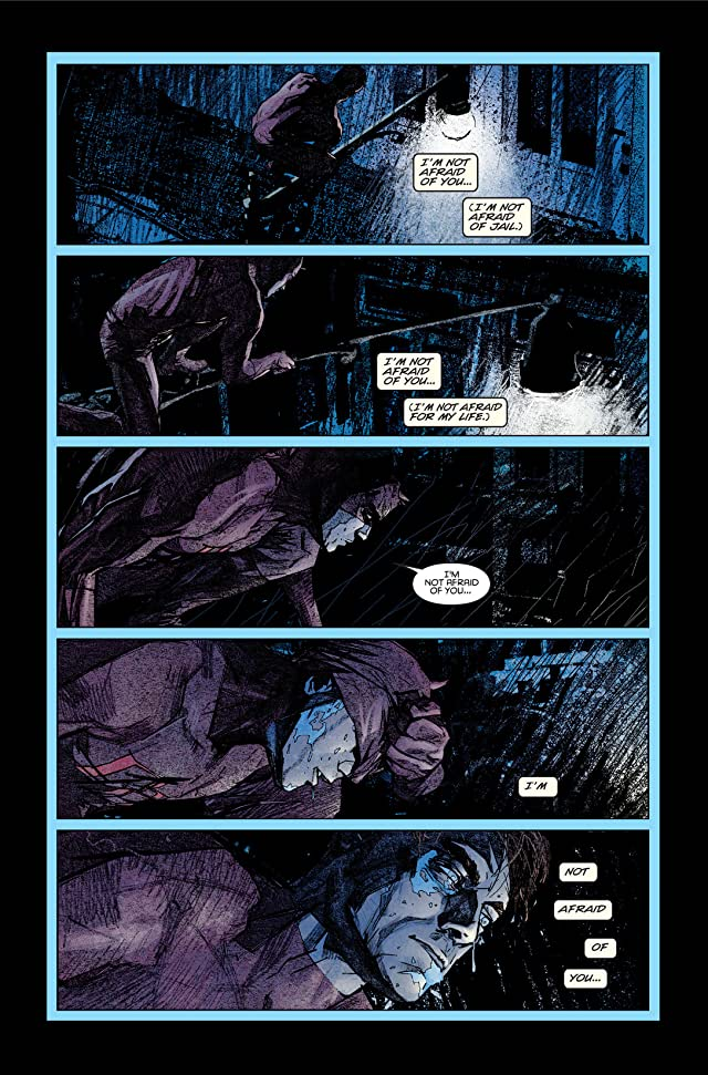 click for super-sized previews of Daredevil (1998-2011) #35