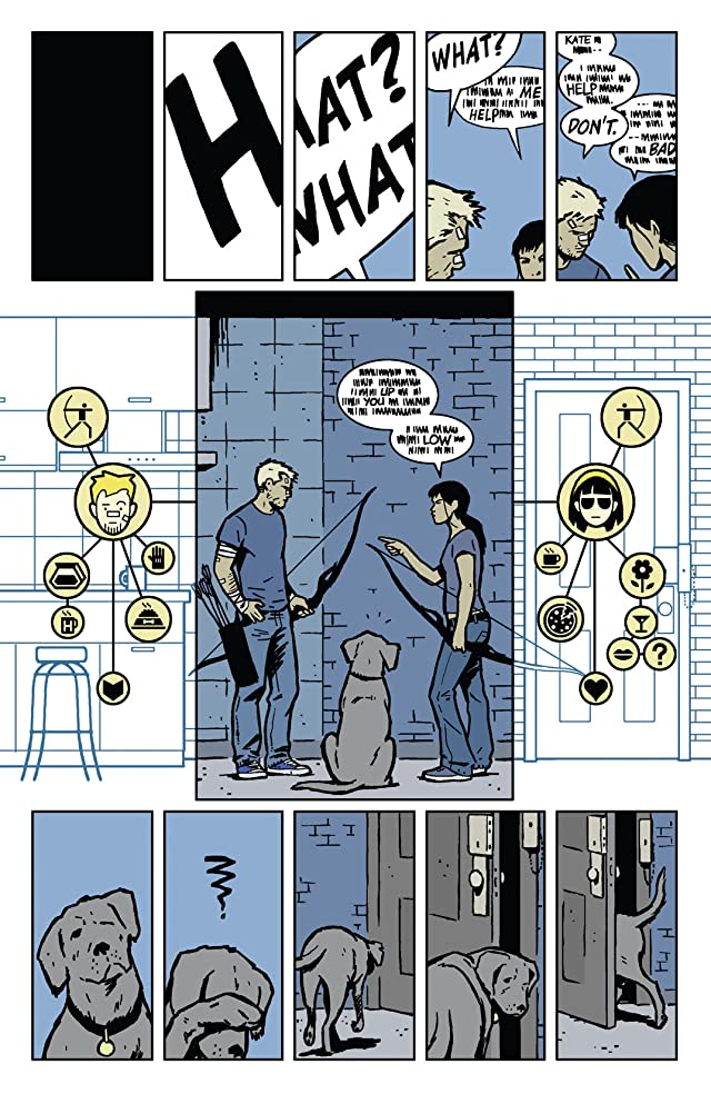 click for super-sized previews of Hawkeye (2012-2015) #11