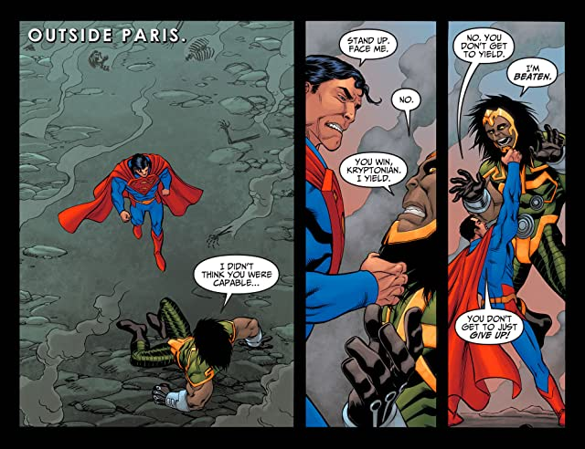 click for super-sized previews of Injustice: Gods Among Us (2013) #24