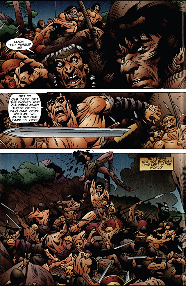 click for super-sized previews of Eternal Warrior (1992-1996) #40