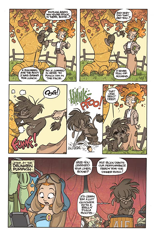 Bodie Troll #2 (of 4)
