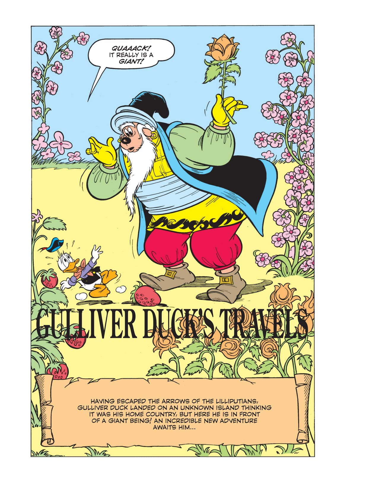 Gulliver Duck's Travels #2