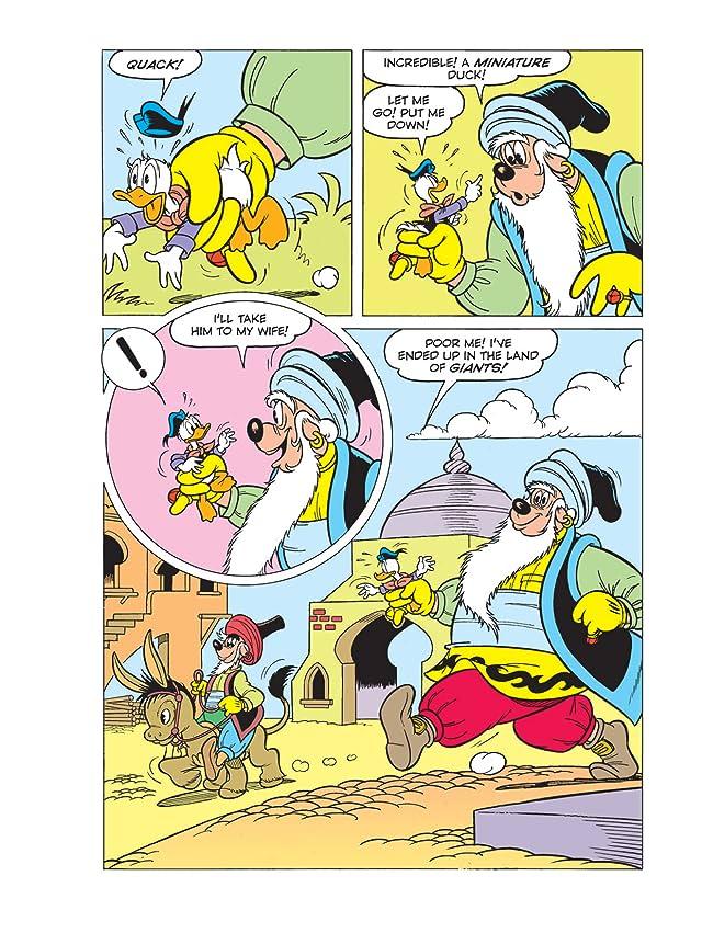 Gulliver Duck's Travels #2