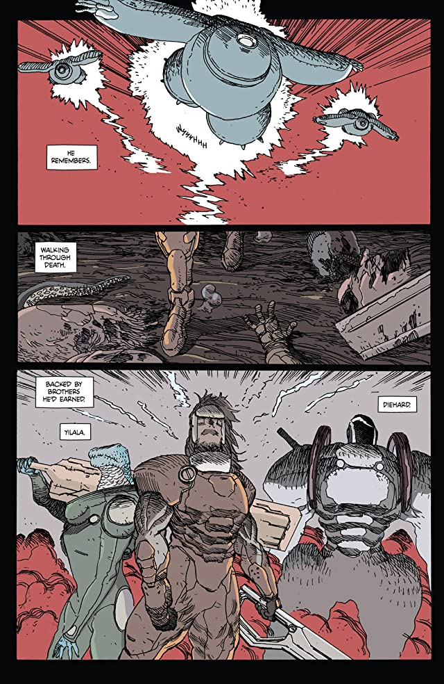 click for super-sized previews of Prophet Vol. 2: Brothers