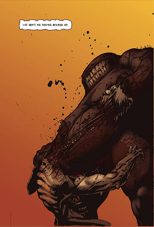 click for super-sized previews of Cancertown: Blasphemous Tumors #1