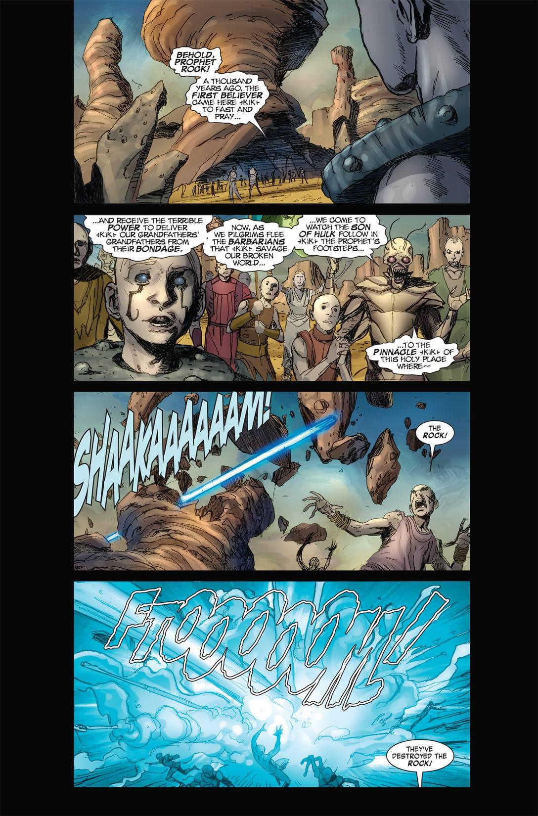 Skaar: Son of Hulk #5