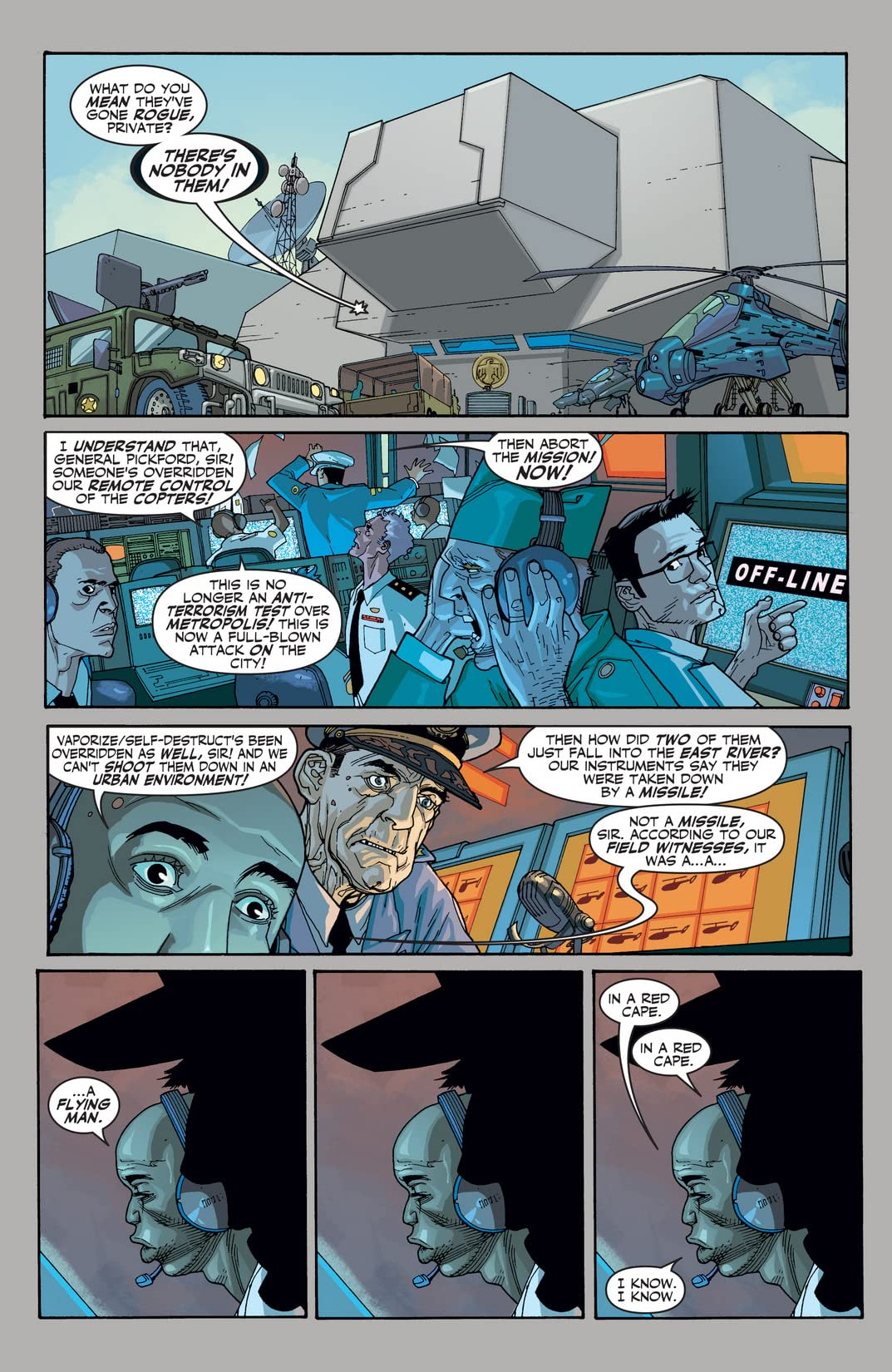 Superman: Birthright #5