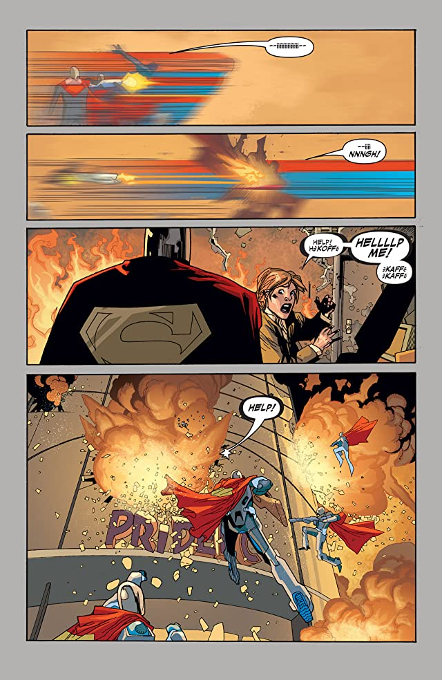 click for super-sized previews of Superman: Birthright #11