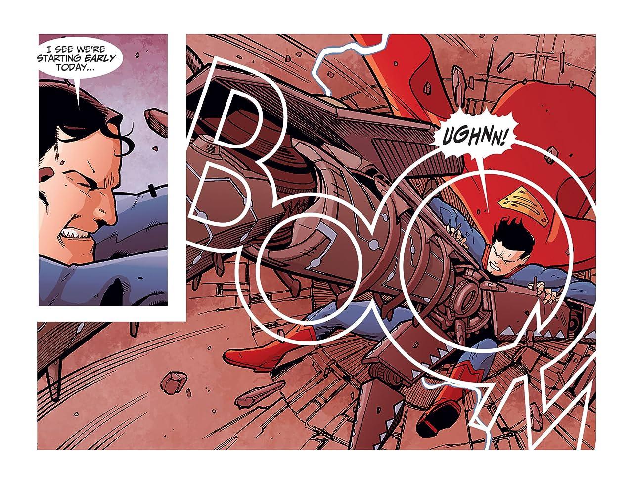 Adventures of Superman (2013-2014) #10